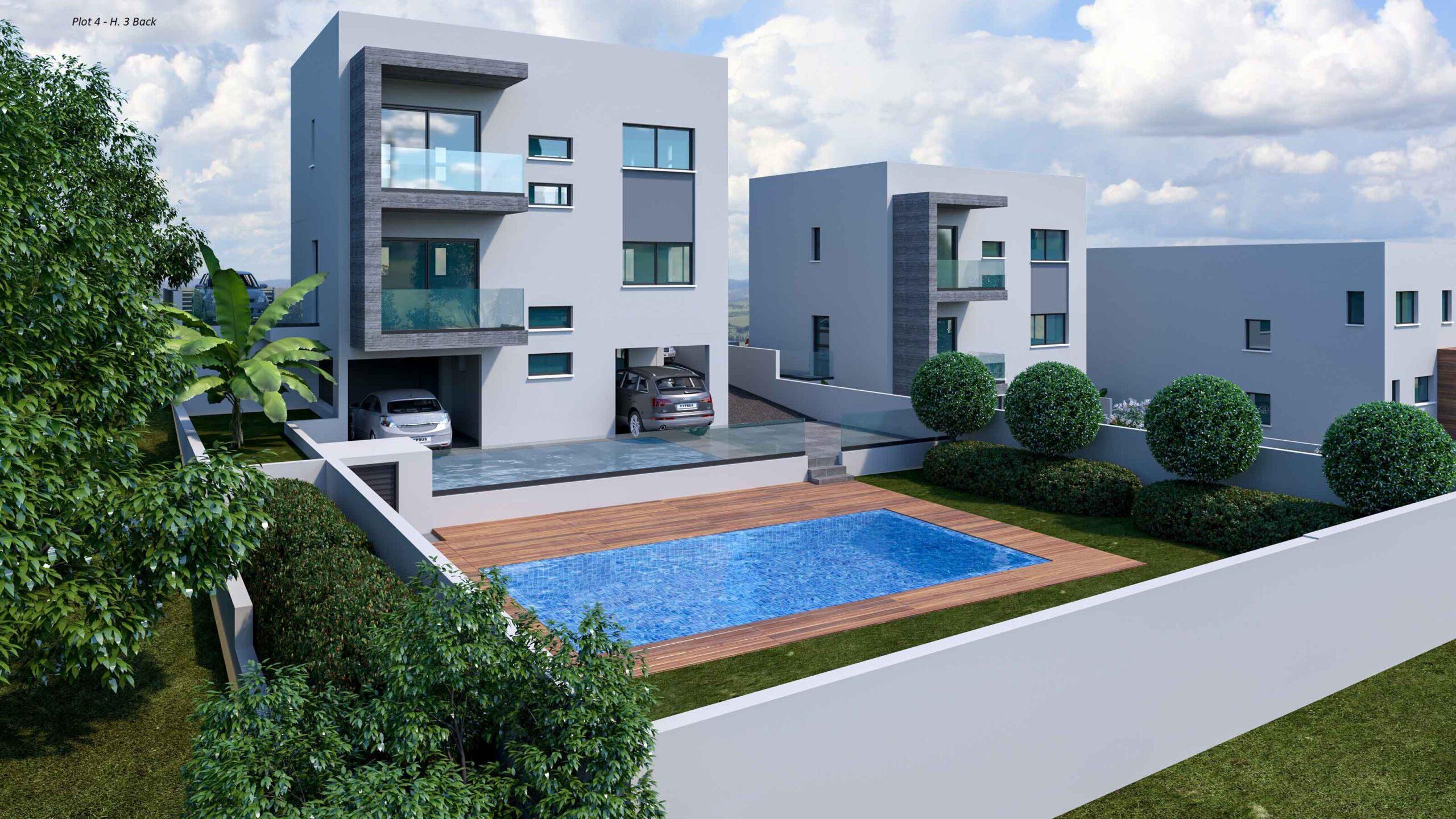 Olive Bay Parekklisia villas